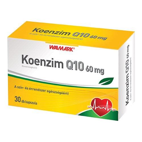 Walmark Q10 Koenzim (60 mg) 30 kap.