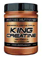 Scitec Nutrition King Creatine (120 kap.)