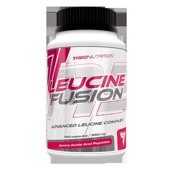 Trec Nutrition Leucine Fusion 180 kap.