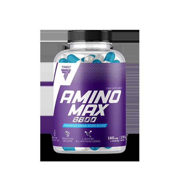 Trec Nutrition AminoMax 6800 160 kap.