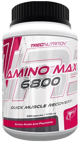 Trec Nutrition AminoMax 6800 320 kap.