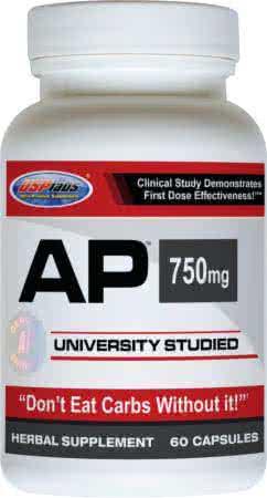 USP Labs AP 60 kap.