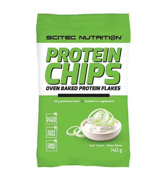 Scitec Nutrition Protein Chips 40 gr.