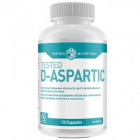 Tested Nutrition Tested D-Aspartic (120 kap.)