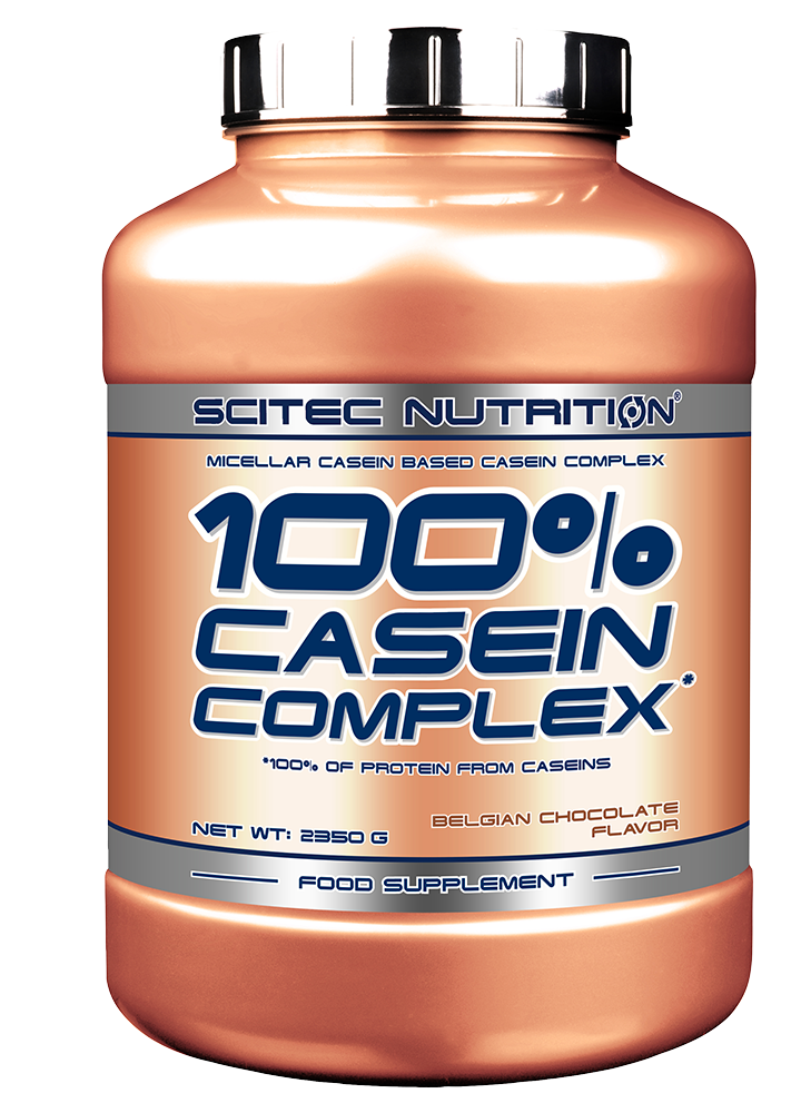 Scitec Nutrition 100% Casein Complex 2,35 kg