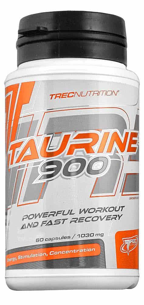 Trec Nutrition Taurine 900 60 kap.