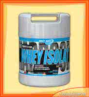 Best Body Nutrition Competition Whey Isolat (1,9 kg)