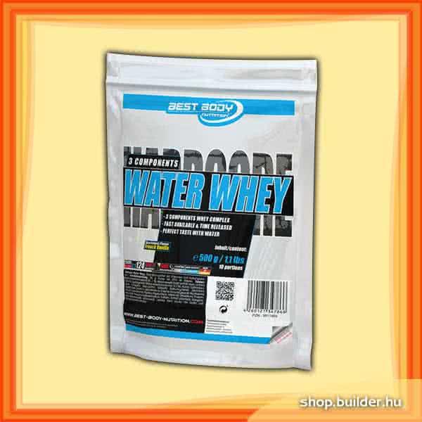 Best Body Nutrition Water Whey 0,5 kg