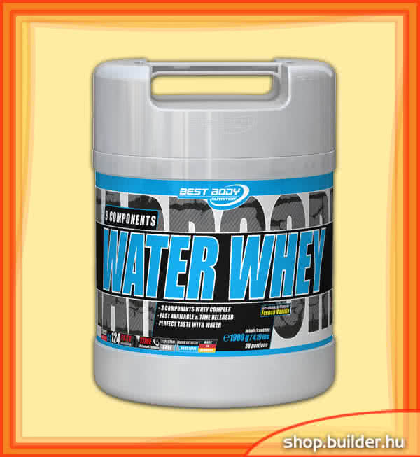 Best Body Nutrition Water Whey 1,9 kg