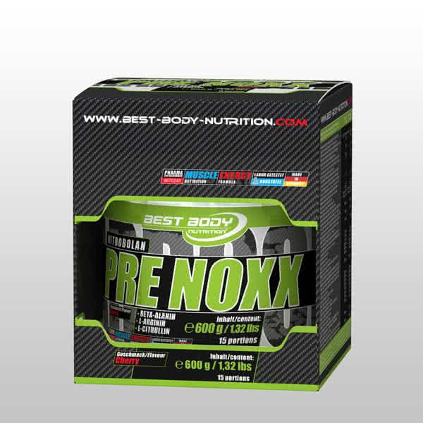Best Body Nutrition Nitrobolan Pre Noxx 600 gr.