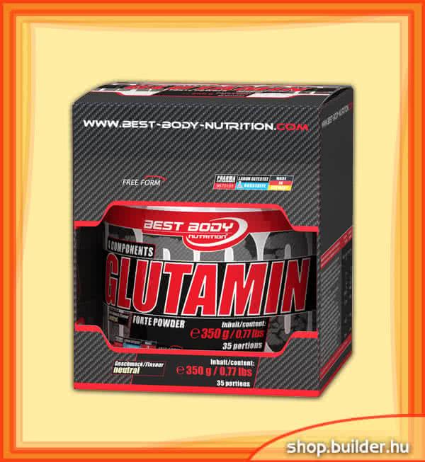 Best Body Nutrition Glutamin Forte 350 gr.