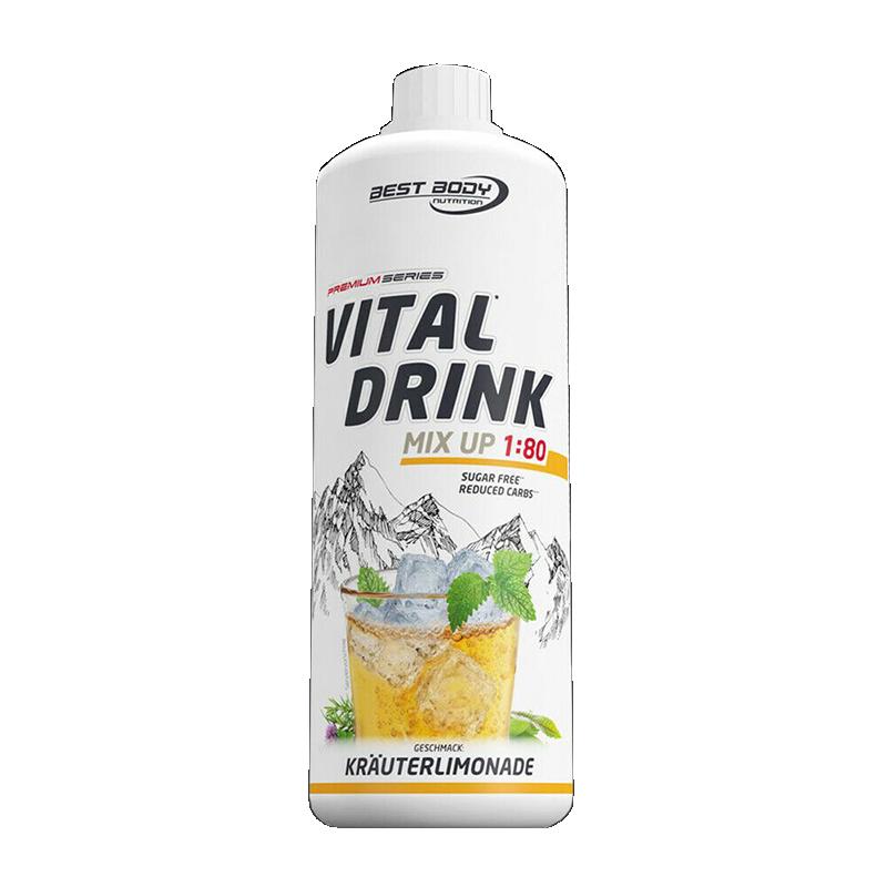 Best Body Nutrition Low Carb Vital Drink 1 lit.