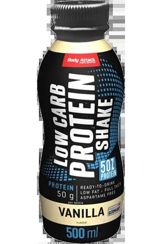 Body Attack Protein Drink 0,5 lit