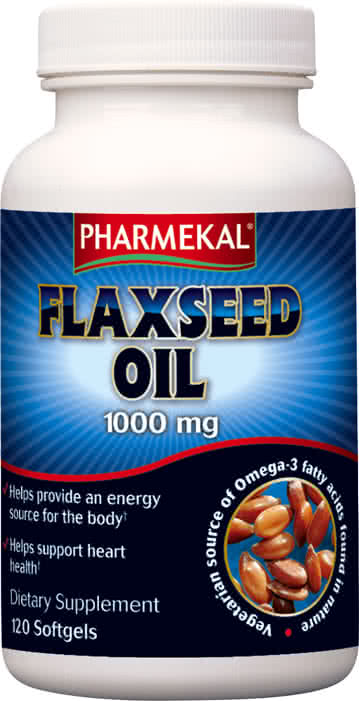 Pharmekal Flaxseed Oil 120 g.k.