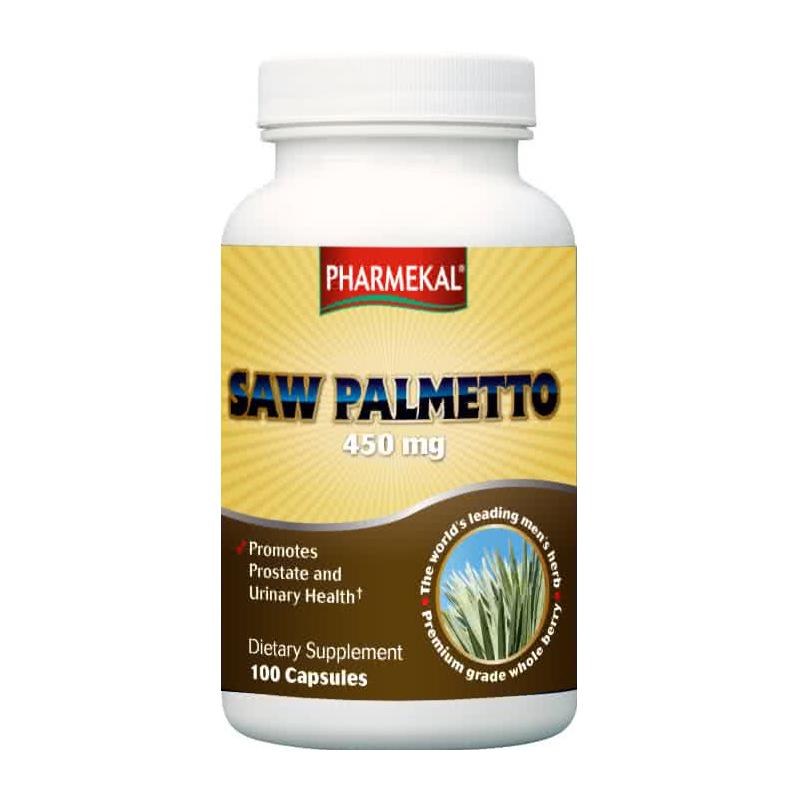 Pharmekal Saw Palmetto 100 kap.
