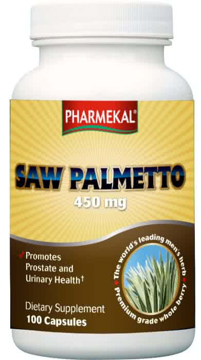 Pharmekal Saw Palmetto 100 kap.