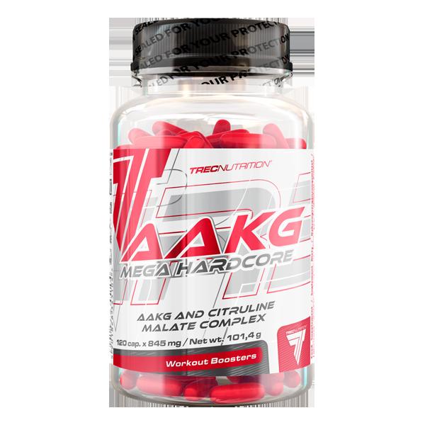 Trec Nutrition AAKG Mega Hardcore 120 kap.