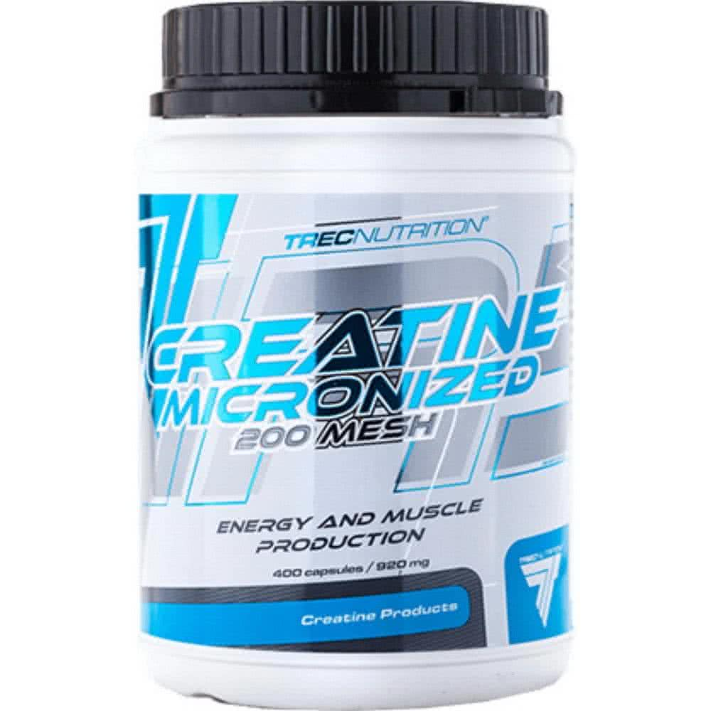 Trec Nutrition Creatine Micronized 200mesh 400 kap.