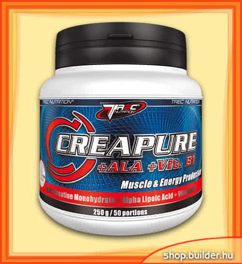 Trec Nutrition Creapure+ALA+B1 125 gr.