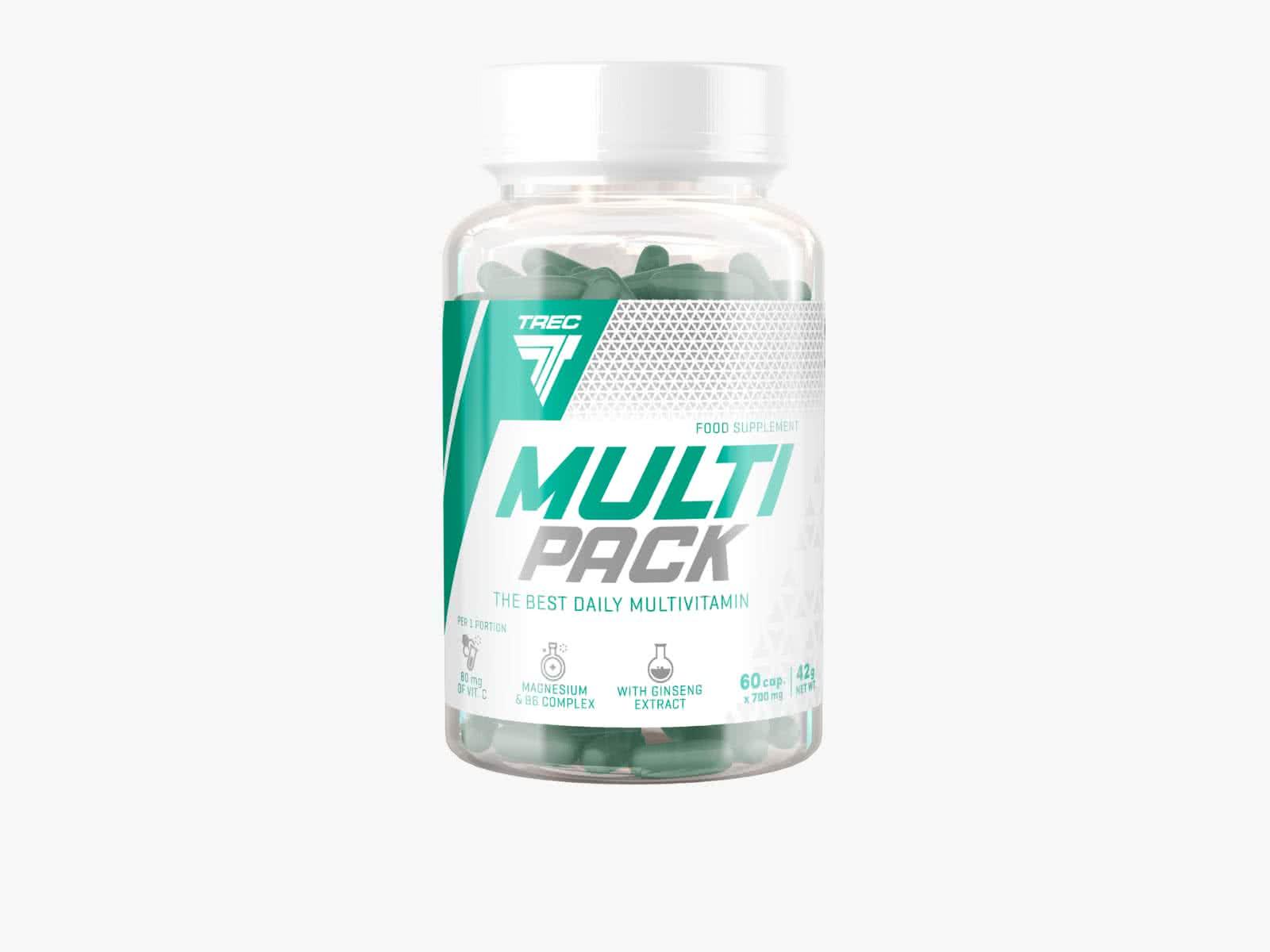 Trec Nutrition Multi Pack 60 kap.
