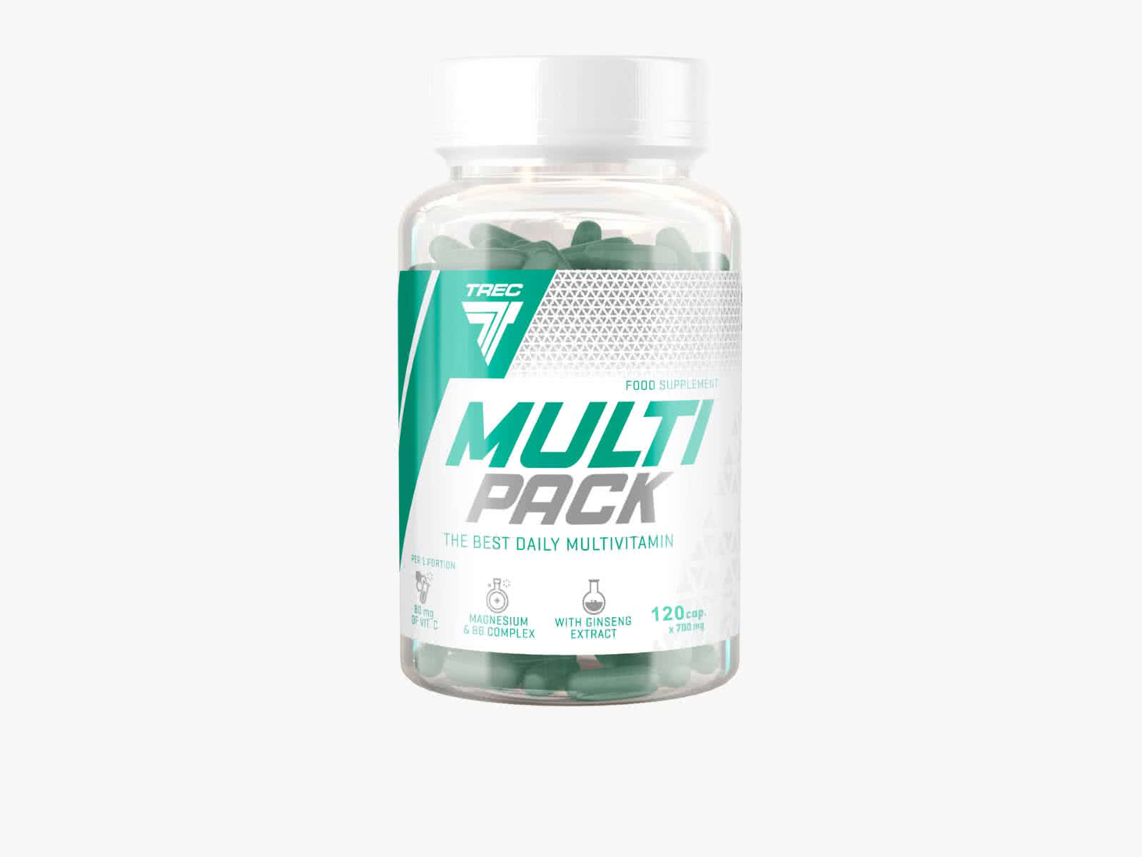 Trec Nutrition Multi Pack 120 kap.
