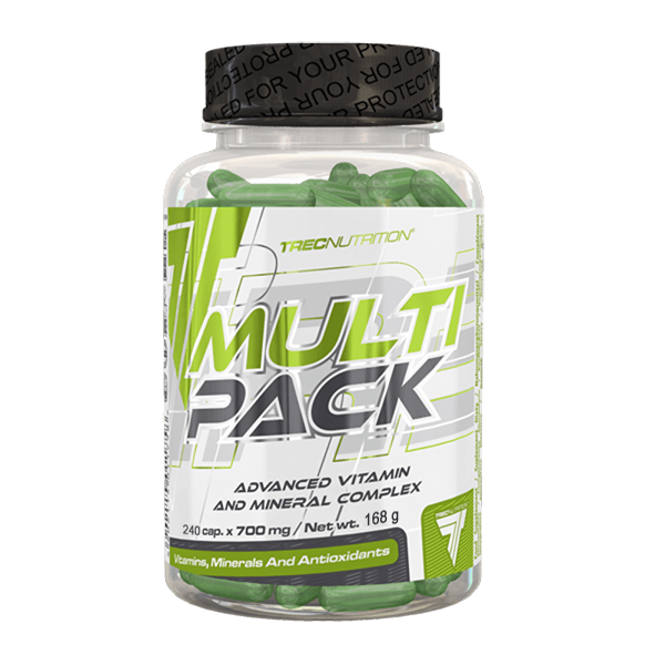 Trec Nutrition Multi Pack 240 kap.