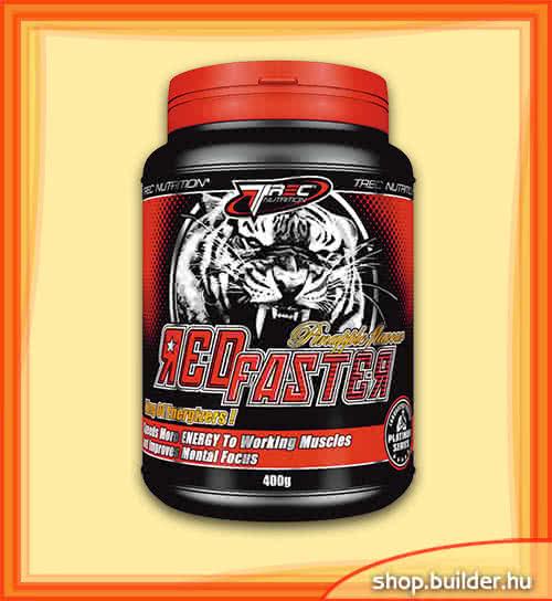 Trec Nutrition Red Faster 400 gr.