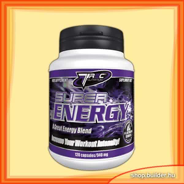 Trec Nutrition Super Energy 60 kap.