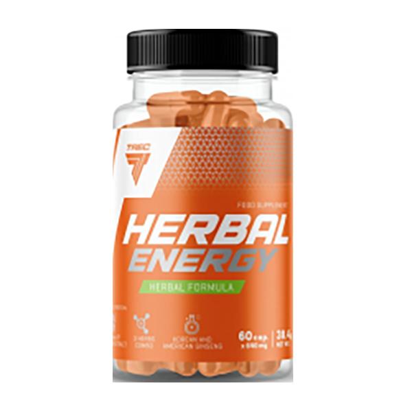 Trec Nutrition Herbal Energy 120 kap.