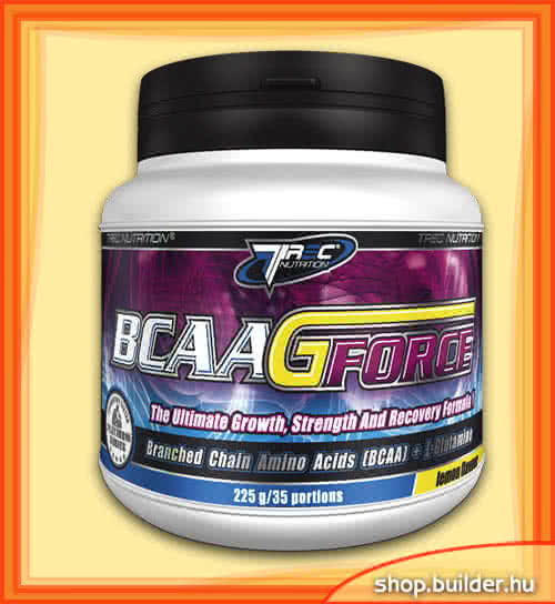 Trec Nutrition BCAA G-Force 225 gr.