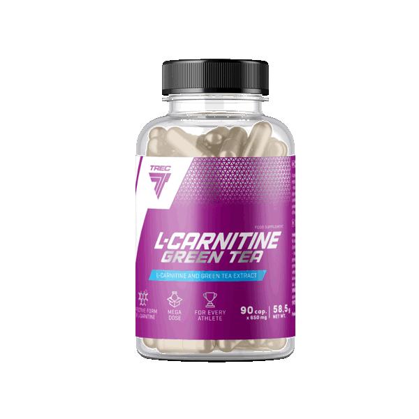 Trec Nutrition L-Carnitine + Green Tea 90 g.k.