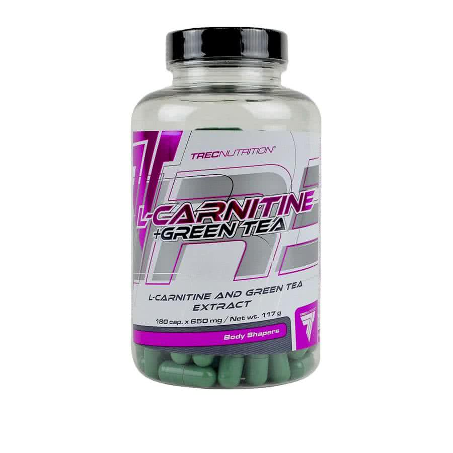 Trec Nutrition L-Carnitine + Green Tea 180 g.k.