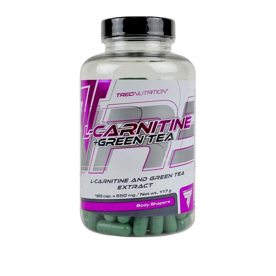 Trec Nutrition L-Carnitine + Green Tea 180 g.k.