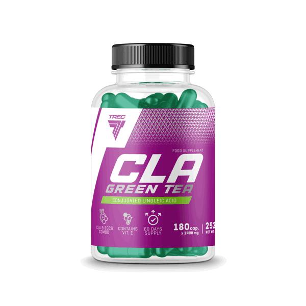 Trec Nutrition CLA + Green Tea 180 g.k.