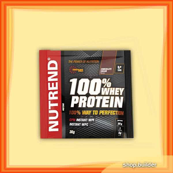 Nutrend 100% Whey Protein  30 gr.