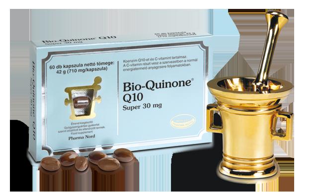 Pharma Nord Bio-Quinone Q10 Super 60 kap.
