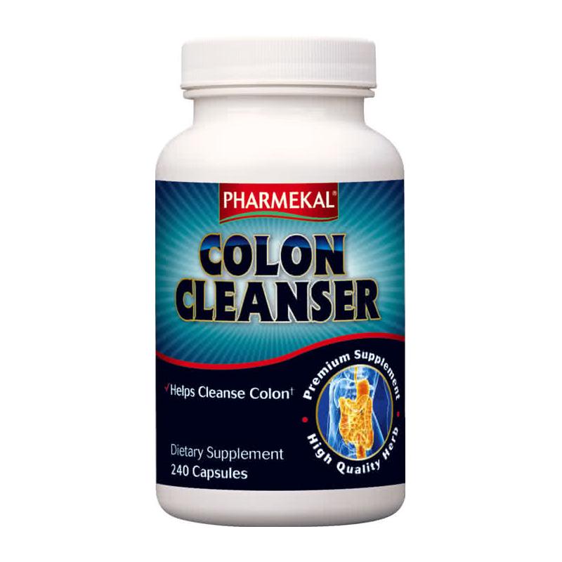 Pharmekal Colon Cleanser 240 kap.