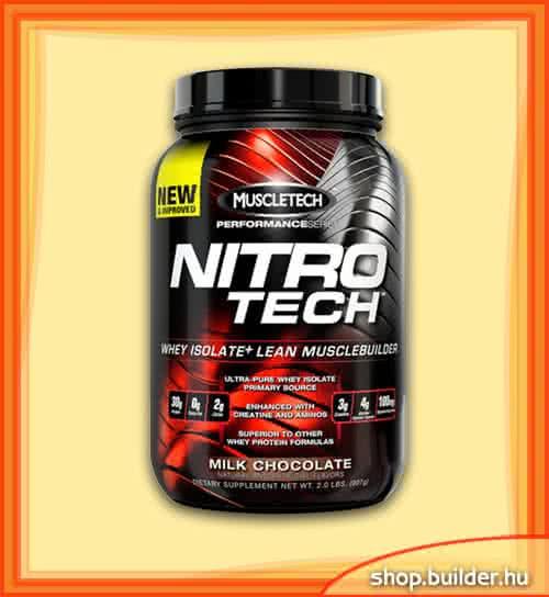MuscleTech Nitro-Tech Performance Series 0,907 kg
