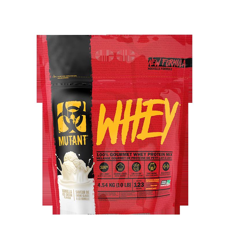 Mutant Mutant Whey 4,54 kg