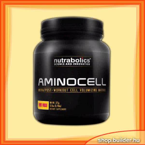 Nutrabolics Aminocell Caps 320 kap.