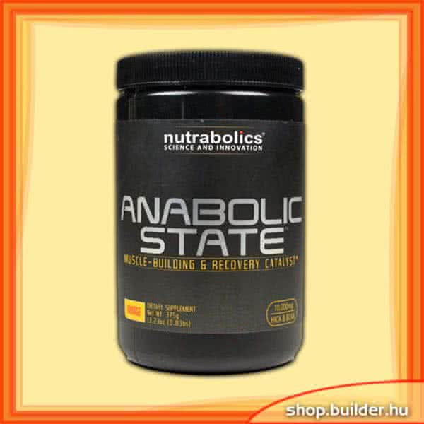 Nutrabolics Anabolic State 375 gr.