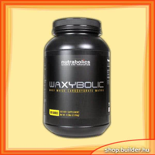 Nutrabolics Waxybolic 2,04 kg