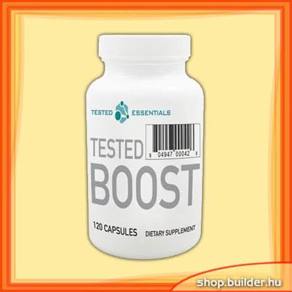 Tested Nutrition Tested Boost 120 kap.