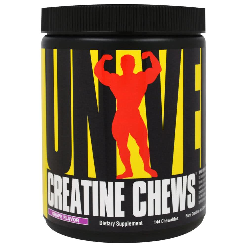 Universal Nutrition Creatine Chews 144 r.t.