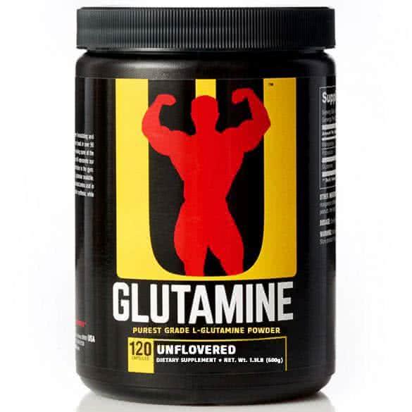 Universal Nutrition Glutamine 600 gr.