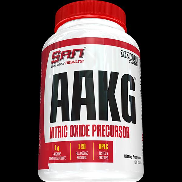 San Nutrition AAKG 120 kap.