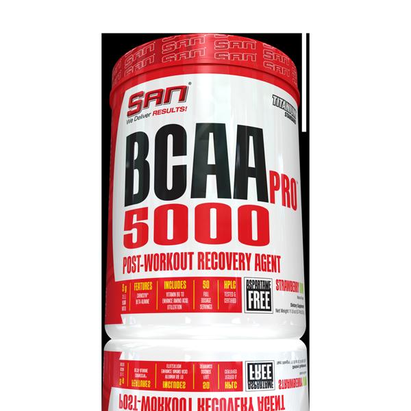 San Nutrition BCAA Pro 5000 345 gr.