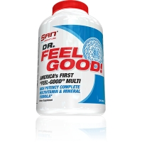 San Nutrition dr. Feel Good (224 kap.)