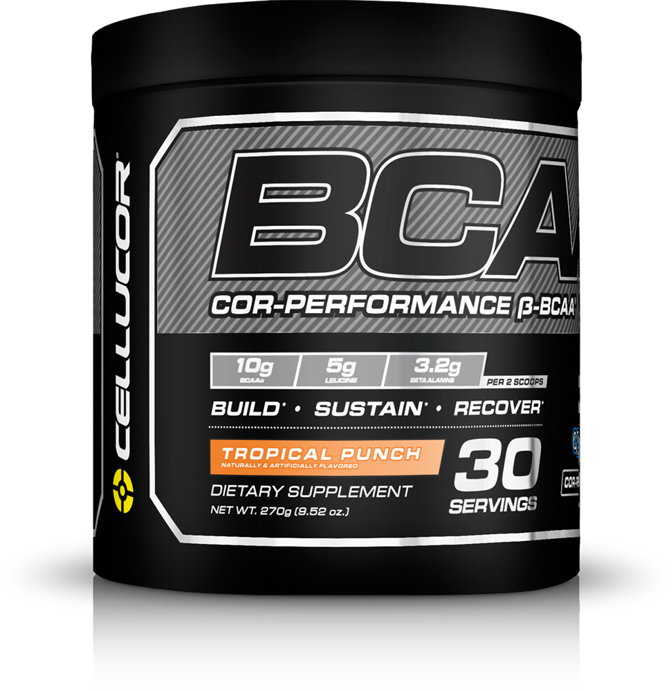 Cellucor BCAA Cor Performance 270 gr.