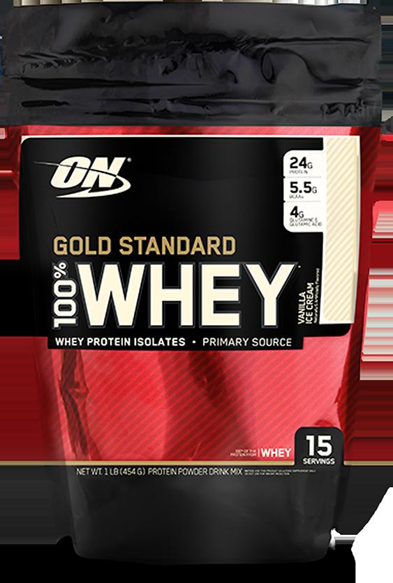 Optimum Nutrition 100% Whey Protein Gold Standard 0,45 kg